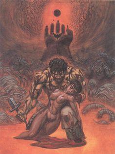 "Манга War Cry - artbook \""Berserk\"" онлайн"
