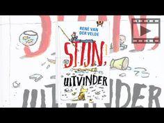 Stijn uitvinder - Rene van der Velde. Stijn ontdekt dat hij uitvinder is. Dat is zijn eerste uitvinding. Zo doet hij nog elf uitvindingen. Maar soms gaat het niet helemaal goed. Reserveer: http://www.theek5.nl/iguana/?sUrl=search#RecordId=2.272663