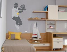 tennis bedroom - Google Search