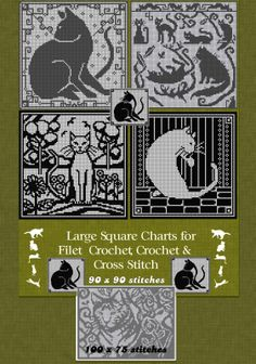 WitchWolfWeb Creations: Cat Charts