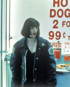 Amy Blue Rose McGowan Doom Generation Cult Film