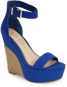 Jessica Simpson 'Arista' Wedge Sandal (Women)