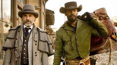 La nueva de Tarantino, Django desencadenado.