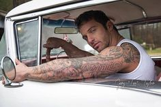 Great tattoos ;-)  Thanks to reader Patti Mann xx