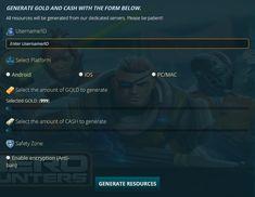 Hero Hunters Hack Cheats [Android/iOS/PC] - www.HacksWork.com