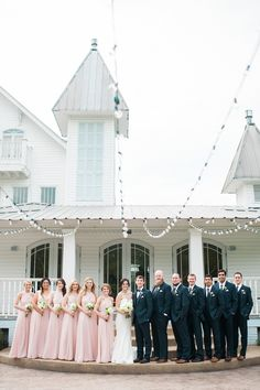Blush and navy were huge colors for 2016, what do you see being popular in 2017? | The Sonnet House 04.30.2016 Photo by Sweet Julep Photography