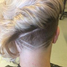 Undercut Ig: hairdressermarina Www.serenityhairlounge.com