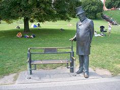 Pomnik Williama Heerleina Lindleya, Warszawa, Polska.