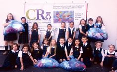 Students learn to reuse, recycle shoes and clothing - Catholic Philly