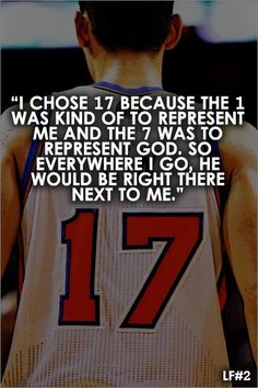 Jeremy Lin is one of my top heroes. He is very talented in basketball, but he dedicates everything he has achieved to God. He has shown mean that anything is possible and that you can achieve your dreams. he has one of the greatest stories I've ever heard and read of.