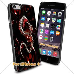 Animal : The Dragon13 Cell Phone Iphone Case, For-You-Case Iphone 6 Silicone Case Cover NEW fashionable Unique Design