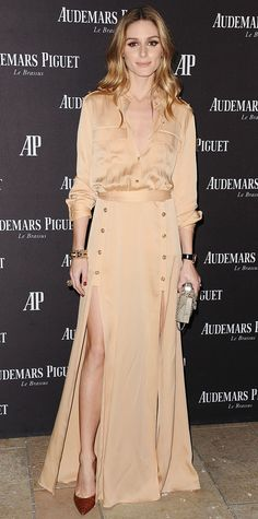 Olivia Palermo's Best Looks Ever - December 9, 2015 from InStyle.com