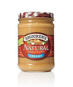 Smucker's Natural Peanut Butter... neutral. So many great uses! Add Splenda and salt to taste.