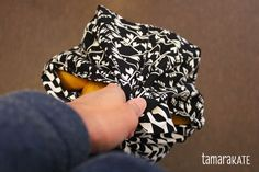 While Origami Oasis certainly was designed with children in mind, I wanted to share a project with you today, The Bento Bag, that really plays on the Origami theme, and that I created with a bit mo… Diy Sewing Projects, Sewing Crafts, Bread Bags, Backpack Purse, Cute Bags, Creative Words, Bento, Origami, Diy Bags