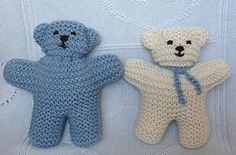 Link to teddy bear pattern