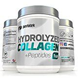 Hydrolyzed Collagen Peptides 1Pound Pasture Raised Cattle None GMO Grass-Fed Gluten-Free Certified Kosher Unflavored and Easy To Mix  Premium Collagen Powder 16onces