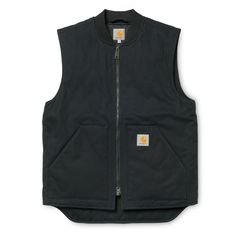 quality design 13076 29634 Carhartt WIP Vest  Carhartt WIP vest constructed from water repellent  fabric with a diamond quilted