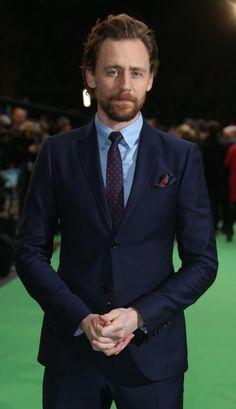 Tom Hiddleston at the Early Man World Premiere, BFI IMAX London, 14.1.2018 Via http://tom-hiddleston.com/gallery/thumbnails.php?album=1247