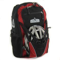 Arkel Bug - Pannier Backpack - Helmet Holder 200$ 12 inches wide