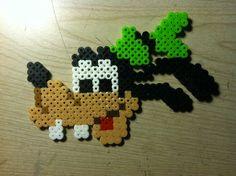 Perler Creations: Goofy