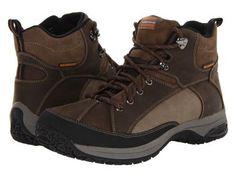 Dunham - Lawrence Mudguard Sport Hiker (Brown) Men's Hiking Boots