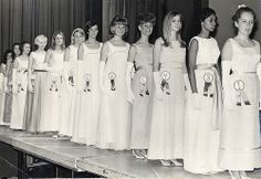 The first Miss Grand Rapids Junior College Pageant was held in 1966.