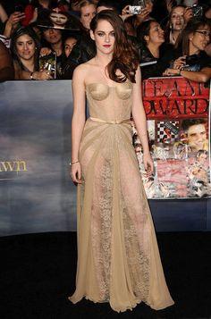 Kristen Stewart de Zuhair Murad en Los Angeles