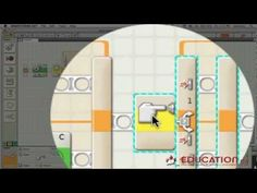▶ How to Program NXT for Basic Navigation on a Robot - YouTube