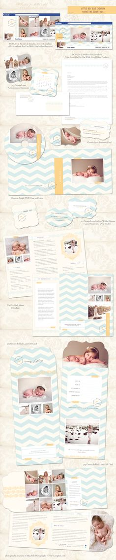 Little Boy Blue Marketing Essentials - EW Couture Collection | photography by Meg Fish Photography