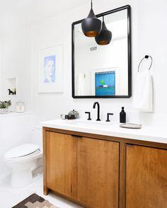 Bathroom by Em Henderson