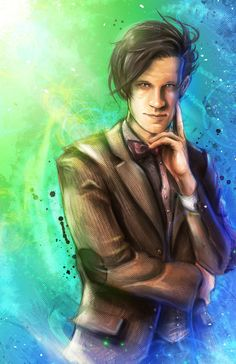 The Eleventh Doctor - by Vincent Vernacatola
