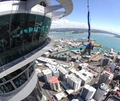 SkyTower in Auckland, New Zealand