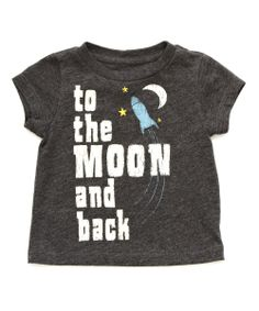 To the Moon and Back Tee - Shirts & Tees - Shop - baby boys | Peek Kids Clothing