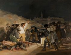 The 3rd of May, Francisco Goya
