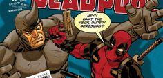 Marvel reveals Deadpool #1 Candy variant