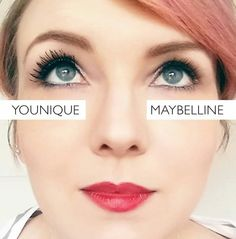 Younique VS Maybelline! I know what I'd  pick.. which would you?