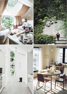 minna may blog: pretty homes...