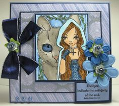 Eyes by StampynWife - Cards and Paper Crafts at Splitcoaststampers