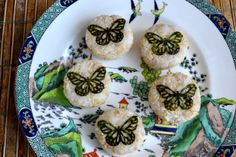 *Rook No. 17: recipes, crafts & whimsies for spreading joy*: Crafty Food: Easy Bento Box Butterflies and Rice
