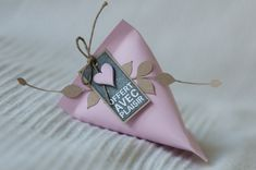 These would be perfect as wedding favours.