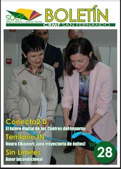 Boletín nº 28 del SOCP-CRMF Imserso de San Fernando San Fernando