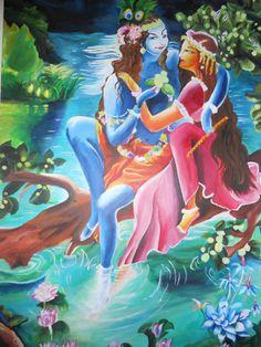 Krishna & Radha