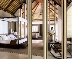 Cheval Blanc Randheli │Official website - Luxury hotel in the Maldives by LVMH Hotel Management Interior Photo, Room Interior, Public Hotel, Fine Hotels, Resort Villa, Hospitality Design, Beautiful Bedrooms, Living Spaces, Resorts