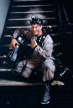 #Ghostbusters (1984) - Dr. Raymond 'Ray' Stantz