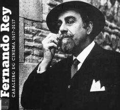 FERNANDO REY, CABALEIRO DO CINEMA, 1917-2017 : Kiosko Alfonso, A Coruña, 20 de setembro-19 de novembro 2017 / [comisarios, José Luis Castro de Paz, Rubén Ventureira ; autores de textos, Fernando Casado Campolongo ... et al.]. -- [A Coruña] : Concello da Coruña, D.L. 2017. -- 212 p. : il. cor e n. ; 23 cm.  ISBN: 978-84-697-5951-6.   1. Rey, Fernando(1917-1994)-- Exposicións Rey, Cinema, Texts, Knights, Authors, Cities, Relationships, Architecture, Movies