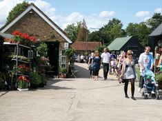Blake House Craft Centre at Blake End Braintree is home to a wide range of shops and activities. From craft, to art, to farm produce, to our famous Maize Maze there is something for everyone.