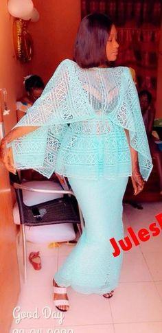 Peplum Dress, African, Simple, Collection, Dresses, Fashion, Dama Dresses, White Dress, Drop Waist