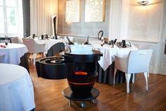Champagne Trolley on Behance Champagne, Furniture Design, Behance, Interior Design, Table, Bar, Home Decor, Nest Design, Decoration Home