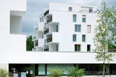 Orte - Open House Zürich 2016 Pool Architekten, Multi Story Building, House Design, Pictures, Human Settlement, Asylum, Places, Peace, Architecture Design