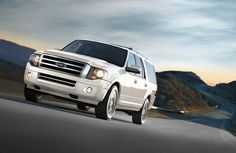 2011 Ford Expedition SUV Sports Utility Vehicle